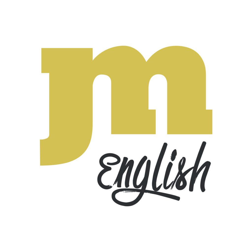 Logo JM English