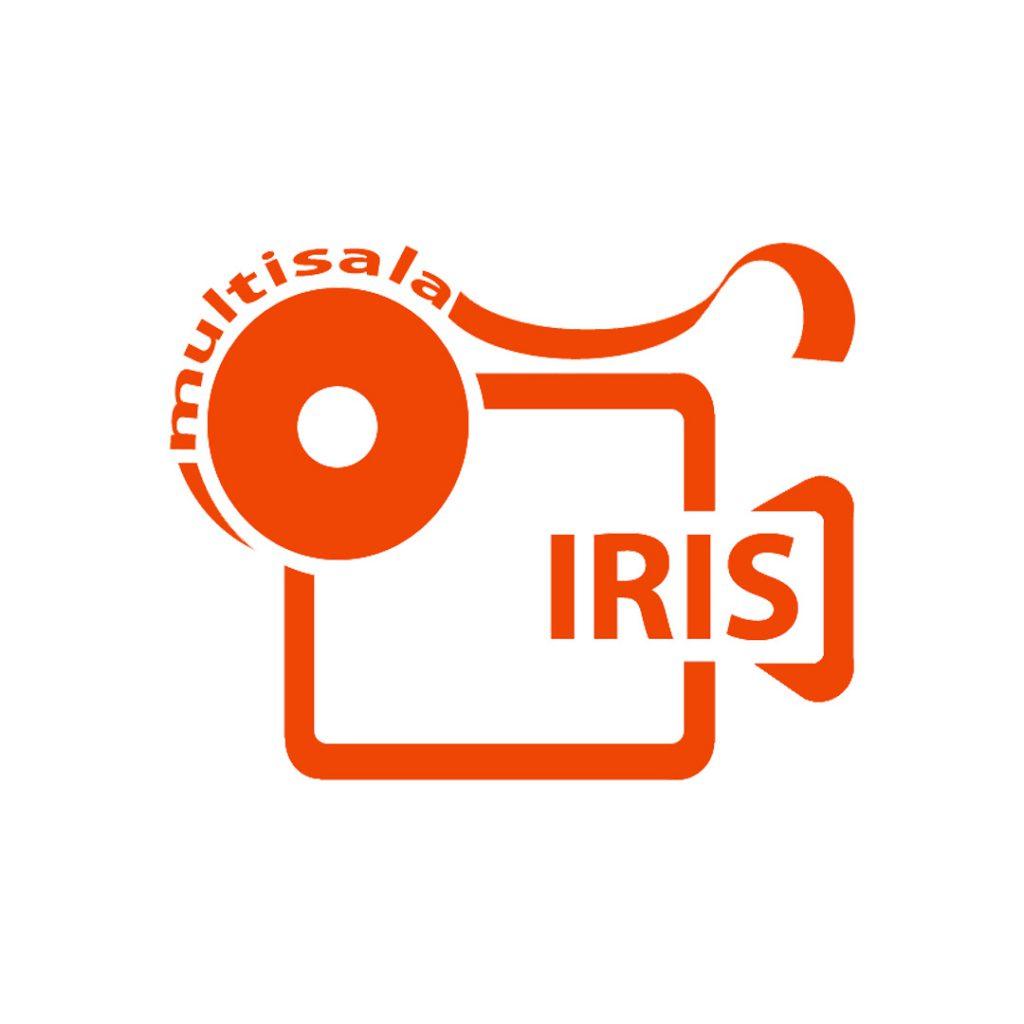 Logo multisala iris